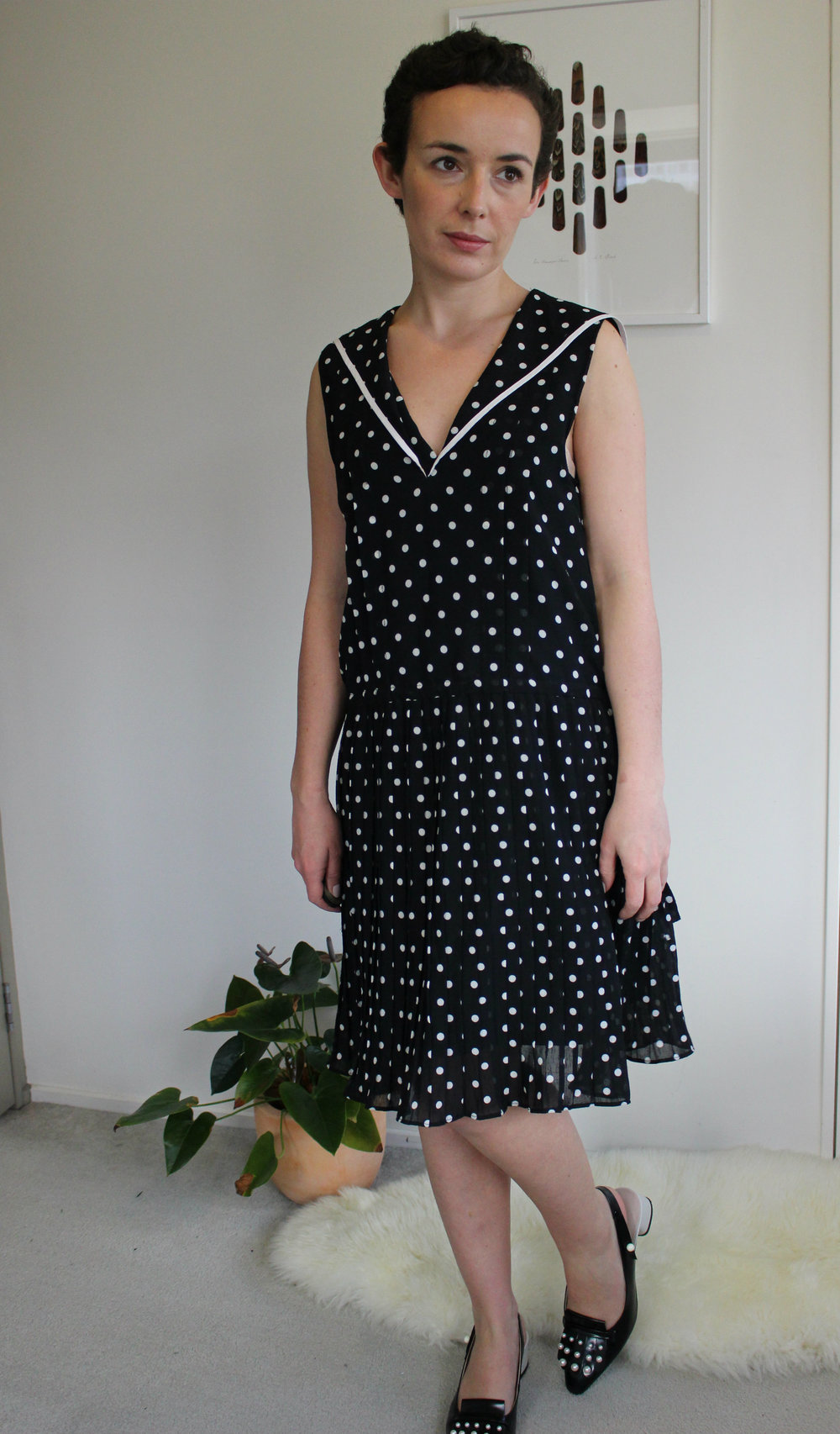 Dress: Smoove Reworked Vintage