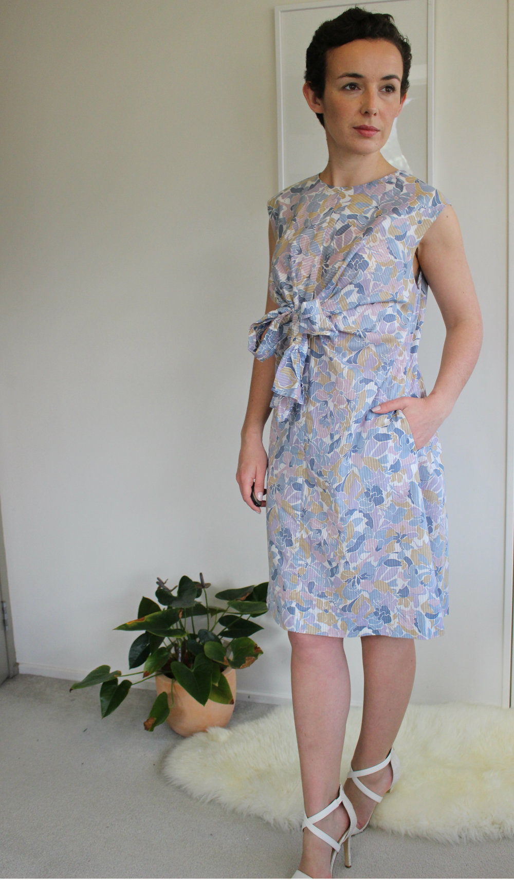 Dress: World, via Salvation Army