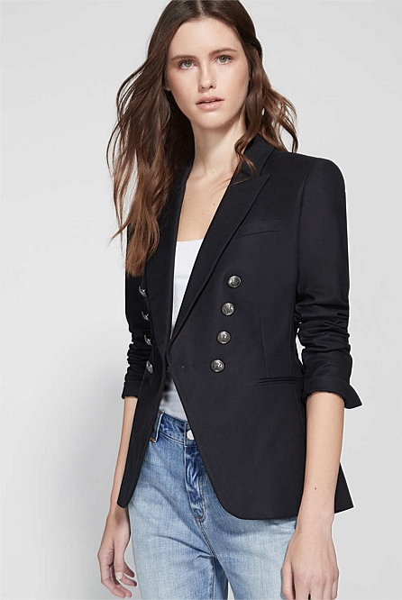 Witchery Military Blazer