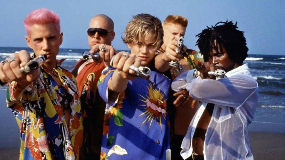 Noting that gun violence isn't cool, but it's quite difficult to find a pic of these guys not brandishing a weapon.  Source .