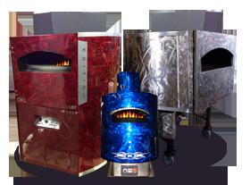 MILLENNIUM series ovens