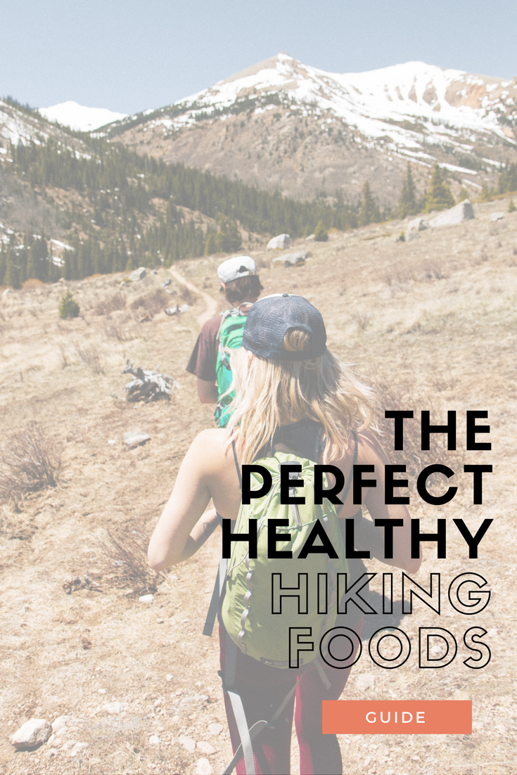 healthy hiking food guide