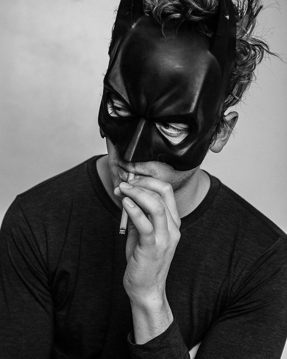 part of the Batman at Home series (photog: Emma Mead)