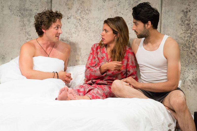 Threesome (59e59 Theaters, NYC)