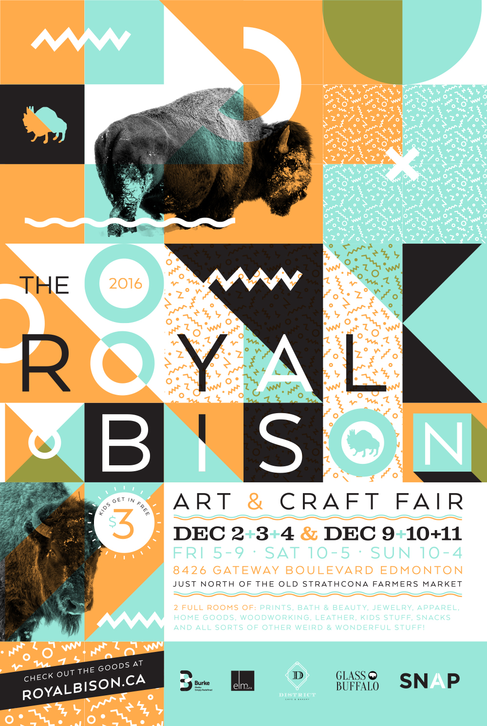 Nov 2016 Poster design