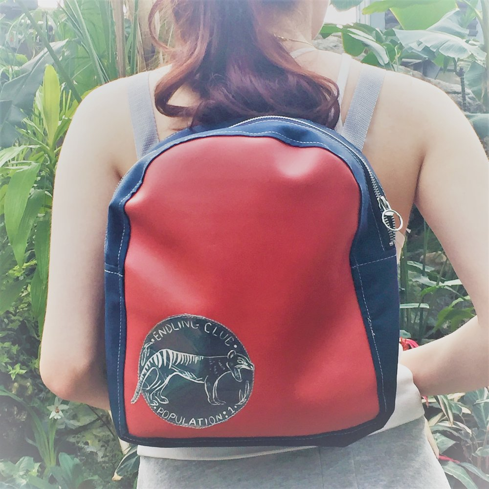 Endling Club Mini Backpack.JPG