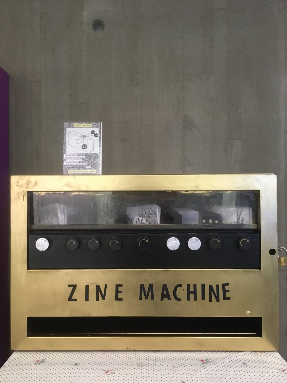 Zine Machine 1