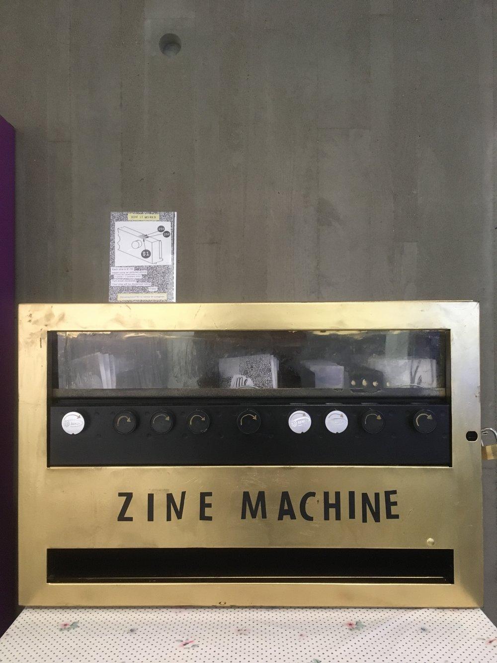 Zine Machine 1