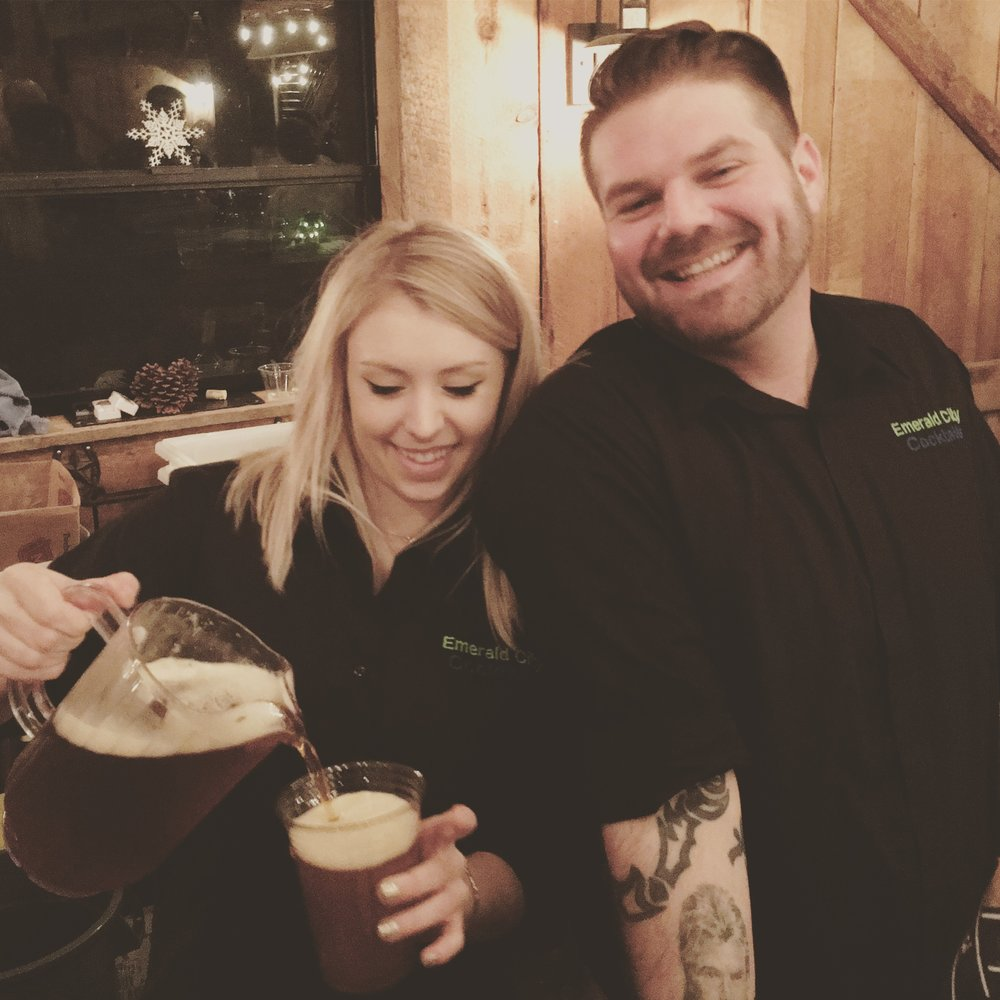 Happy Bartenders
