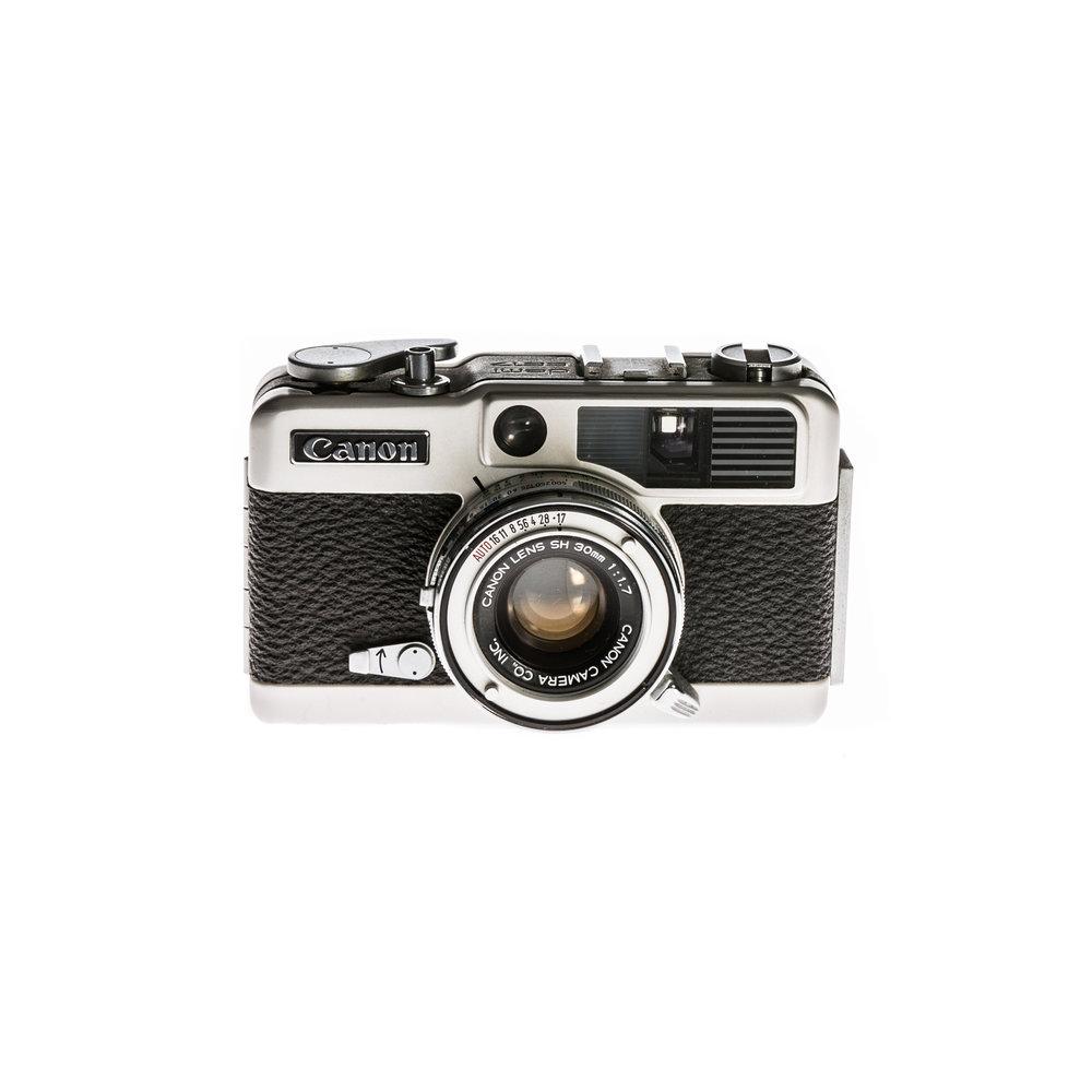 Canon Demi EE17 (1963)