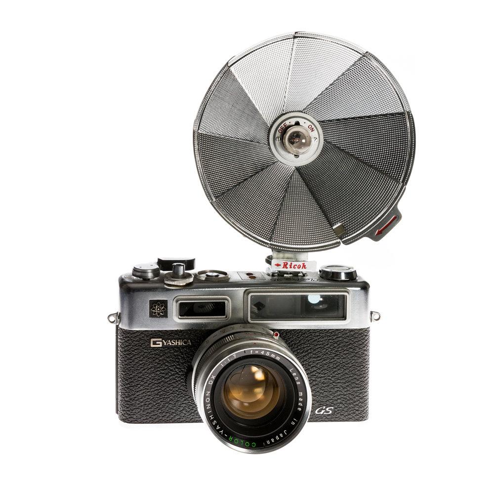 Yashica Electro 35 (1970)
