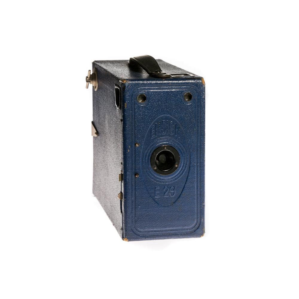 Ensign E29 Box Camera (1930)