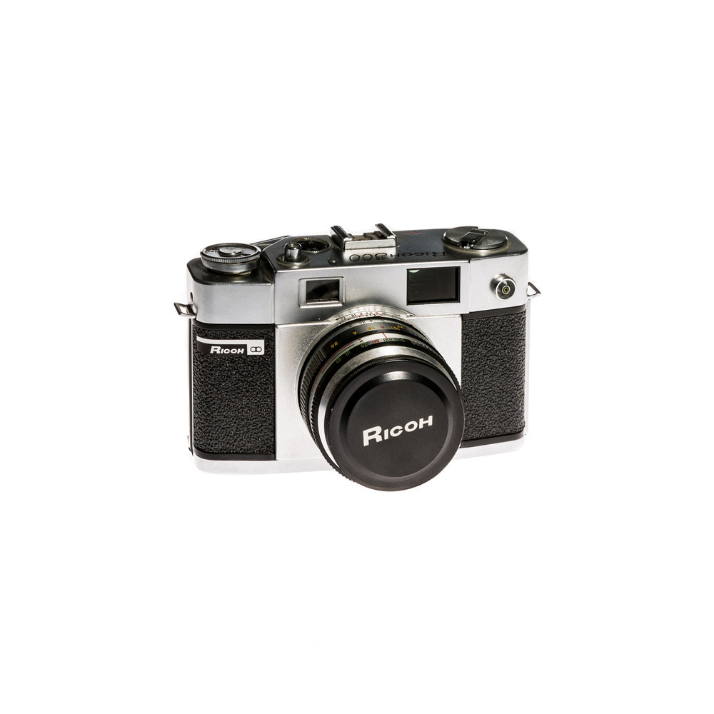 Ricoh 300 Rangefinder camera (1950)