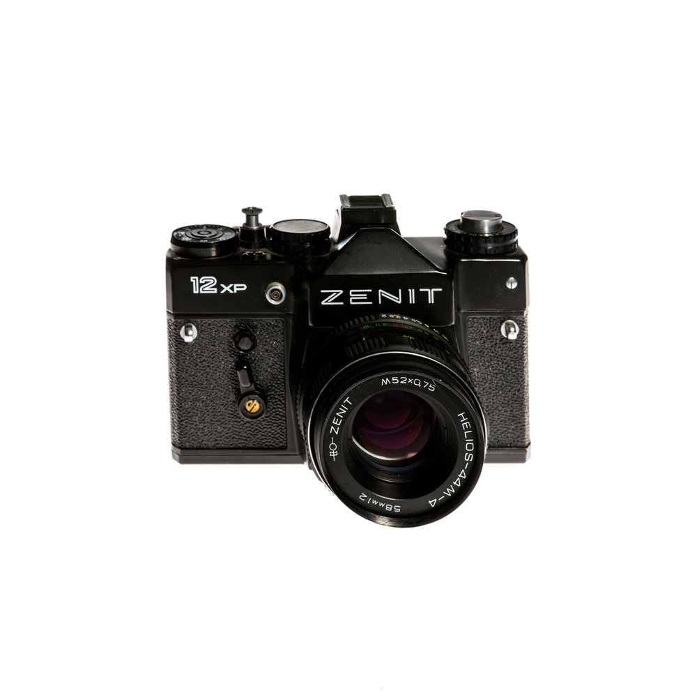 Zenit 12xp (1980's/early 90's)