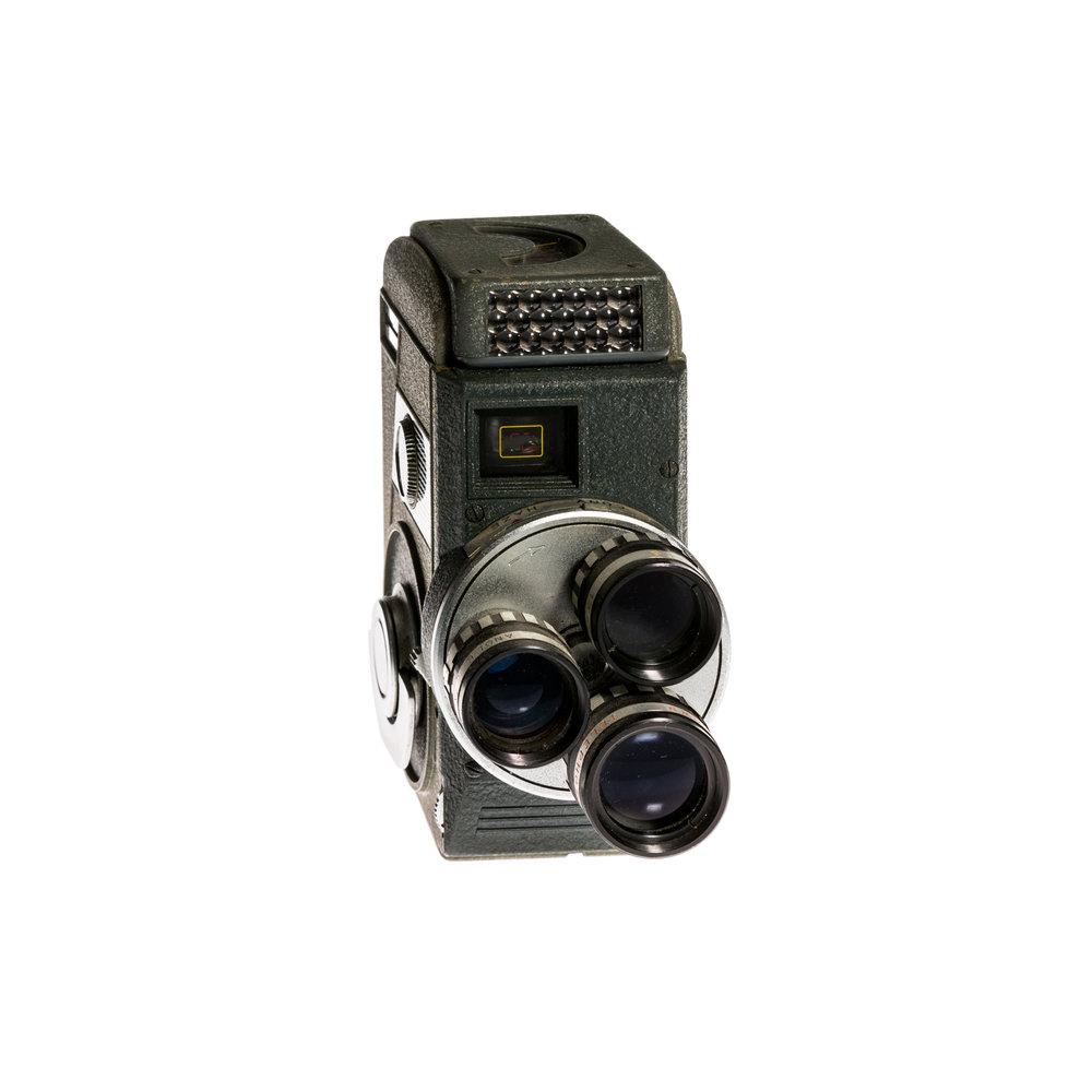8 E3B 8mm Movie Camera (1959)