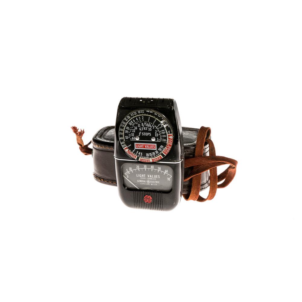 General Electric DW-48 Exposure Meter (1940)