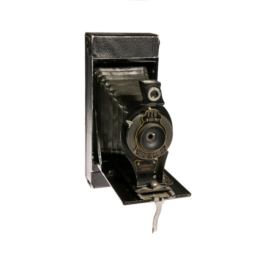Kodak No. 2 Folding Autographic Brownie (1915-1926)