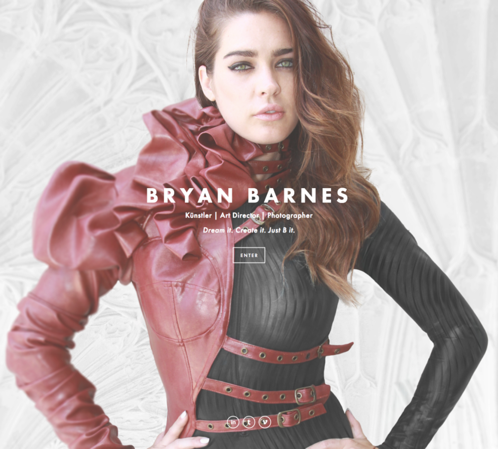 The Art, Design and Photography of Bryan Barnes NOW online!    VISIT  my website peeps, won't you! :)    http://www.bbkunst.com/      #bbkunst     PS: You can see celebrities like  Daniel Radcliffe, Andrew Garfield, Sandra Bullock and Kourtney Kardashian  in my   PRESS   section on the website! :)