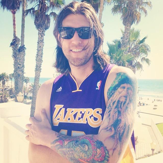 Los Angeles Lakers season starts tonight! I LOVE LA!