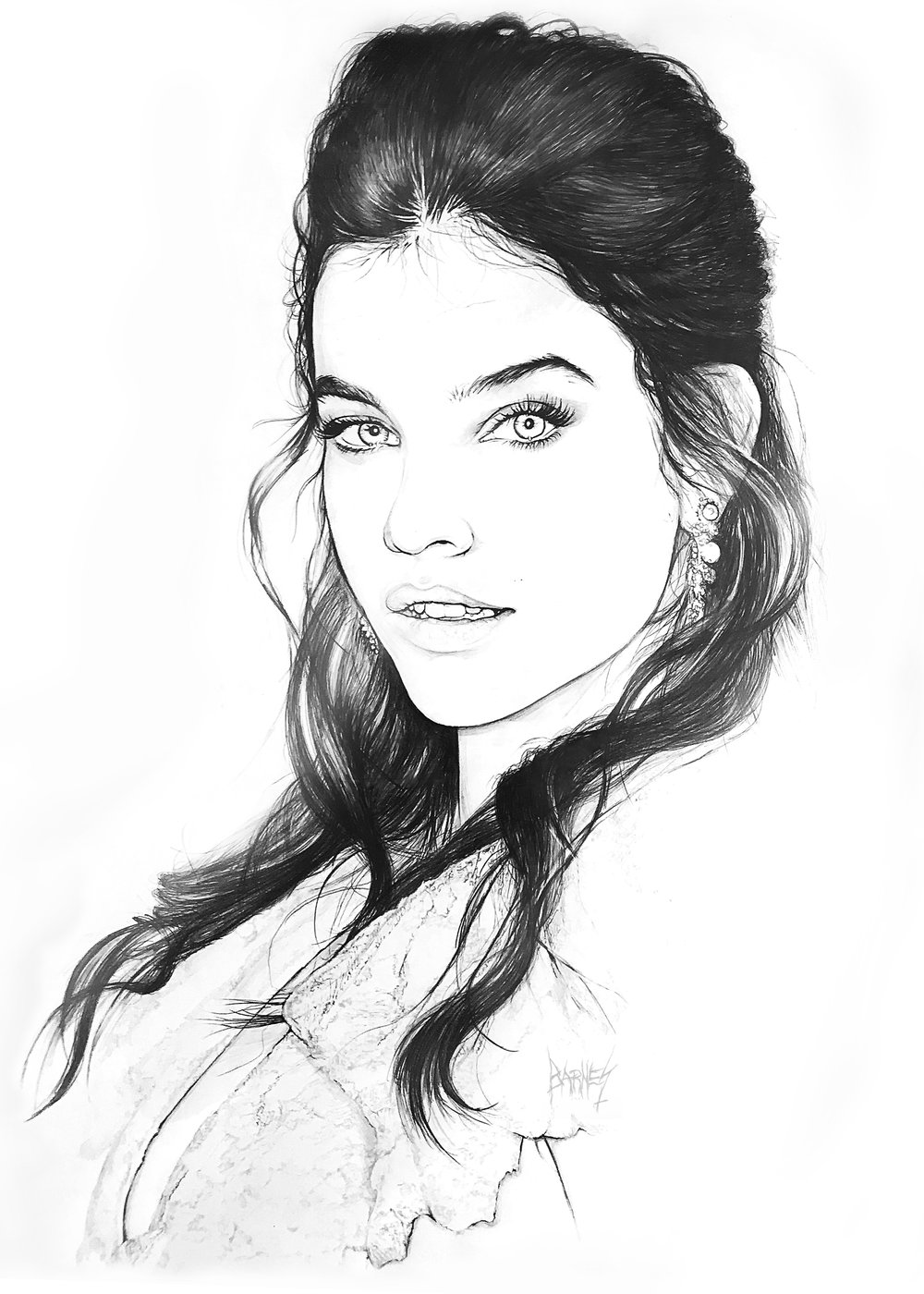 BBKUNST-Art-Artist-Bryan-Barnes-Pencil-Drawings-Art-beautiful-pretty-Drawing_Barbara_Palvin_artwork-fashion-model-Barbara-2-final.jpg