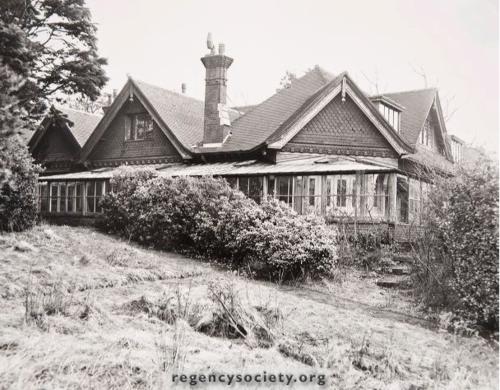 Milldean House. Image via:The James Grey Collection