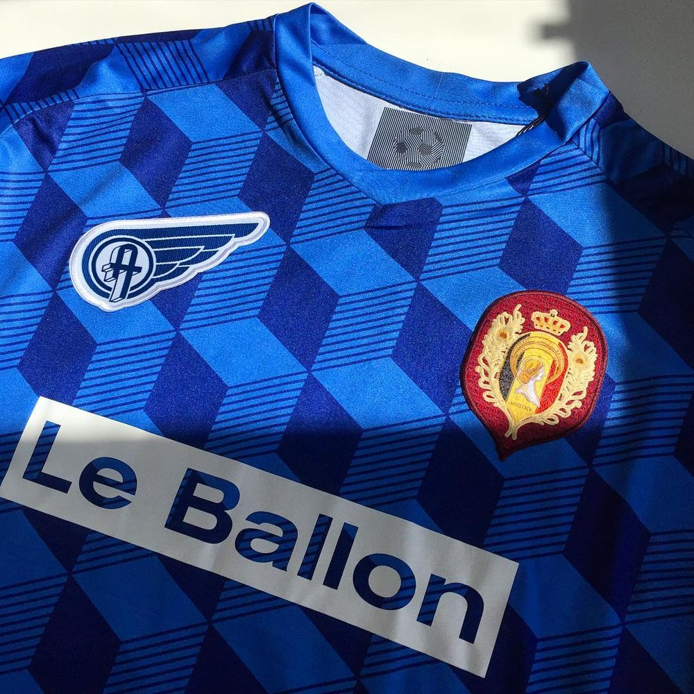 10 of world's most fashionable 'Football Culture' jerseys We pick 10 of our favorites. You can't find these kits on eBay.