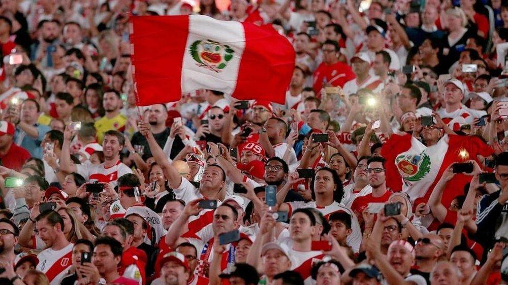Peru. 36 years in the waiting.
