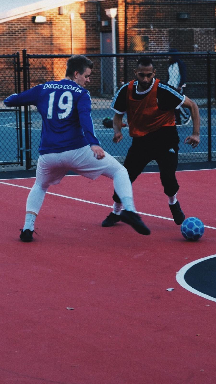 Guerrilla Futsal Club    Every Sunday.