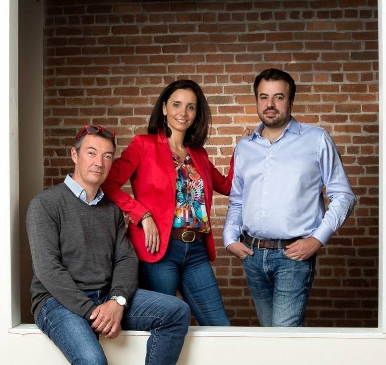 - Pierre, Geraldine, and Carlos