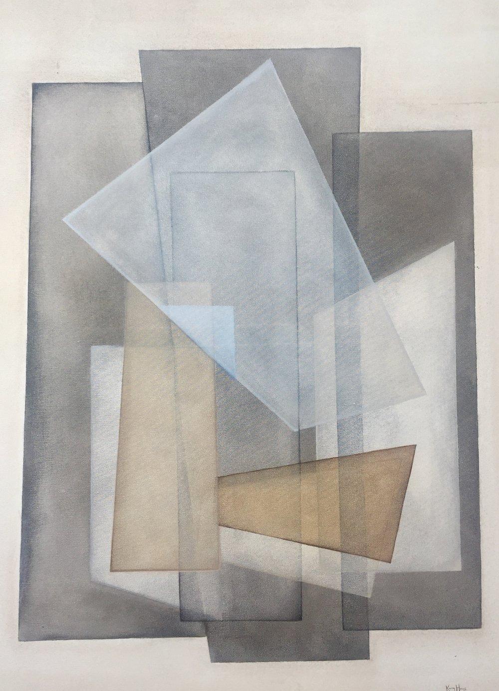 36 x 48 acrylic on canvas | available through Gallery1930 + Design Supply | Birmingham