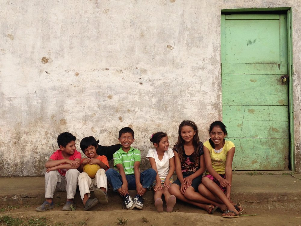 SEVEN HEARTS<BR>El Crucero, Nicaragua - 2014