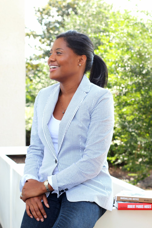 Ashley Marshall Director of Development