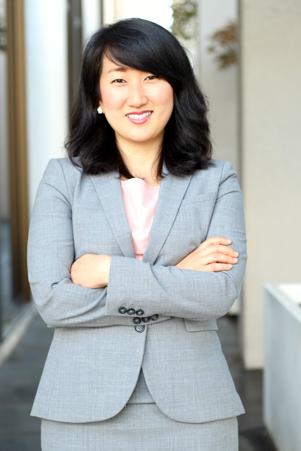 Leah Kang Staff Attorney