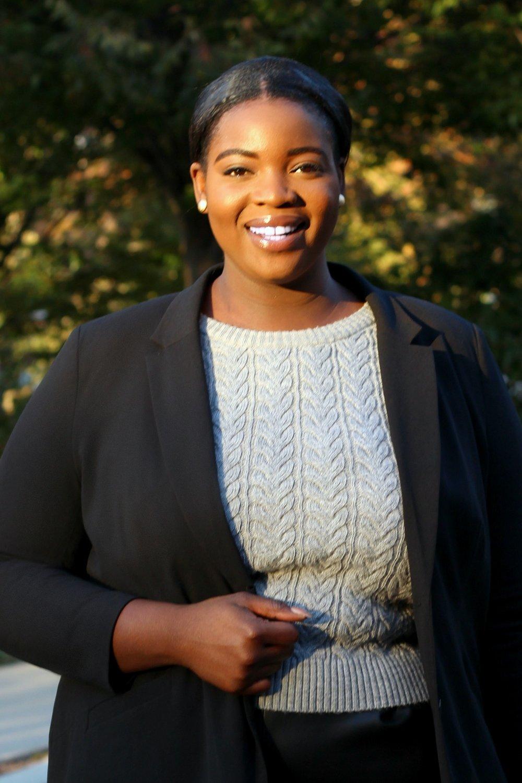 Valerie Eguavoen Law and Development Fellow