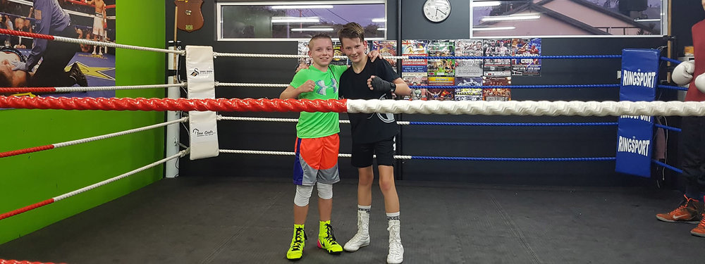 JUNIOR BOXING (7-13 YEARS)   FUNDAMENTALS. FITNESS. FUN. BUILDING CONFIDENCE FOR LIFE   LEARN MORE