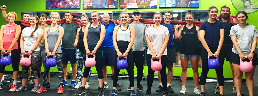 BUILDING A COMMUNITY OF CHAMPIONS    Why Ringfit?