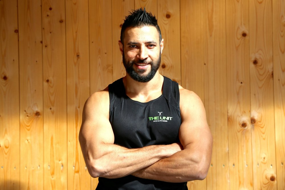 RAMI ABAZED   Rami is an extremely motivated Personal Trainer who's sole purpose is to see great results with his clients. Rami specialises in life changing transformations, he knows what it takes to get to the finish line and beyond.