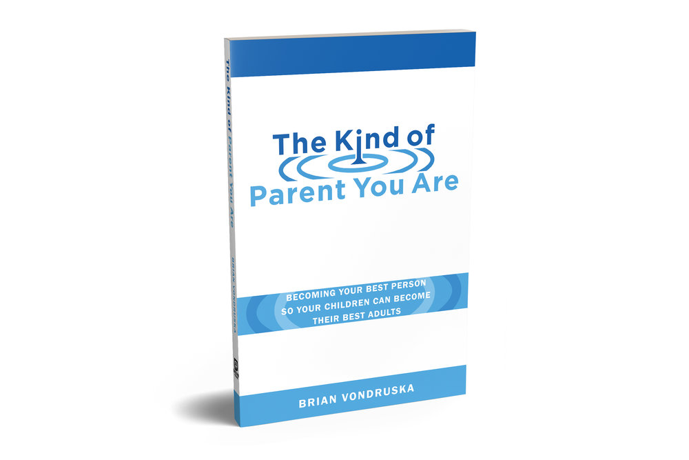 Title:  The Kind of Parent You Are:  Becoming Your Best Person So Your Children can Become Their Best Adults   Author:  Brian Vondruska  Publisher:  Aurora Park Publishing  Scheduled Date of Publication:  june 26, 2018  Retail Price:  $16.95 US (Paperback); $9.95 US (E-book)  ISBN-13:  978-0-9987511-3-9 (Paperback); 978-0-9987511-4-6 (E-book)   go to the amazon page .