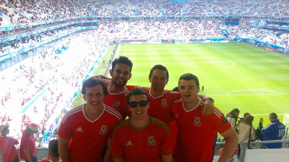 Wales 2-1 Slovakia