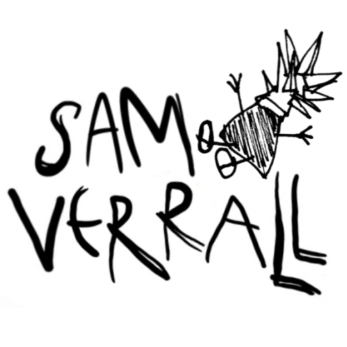 Sam Verrall Wants Your Body