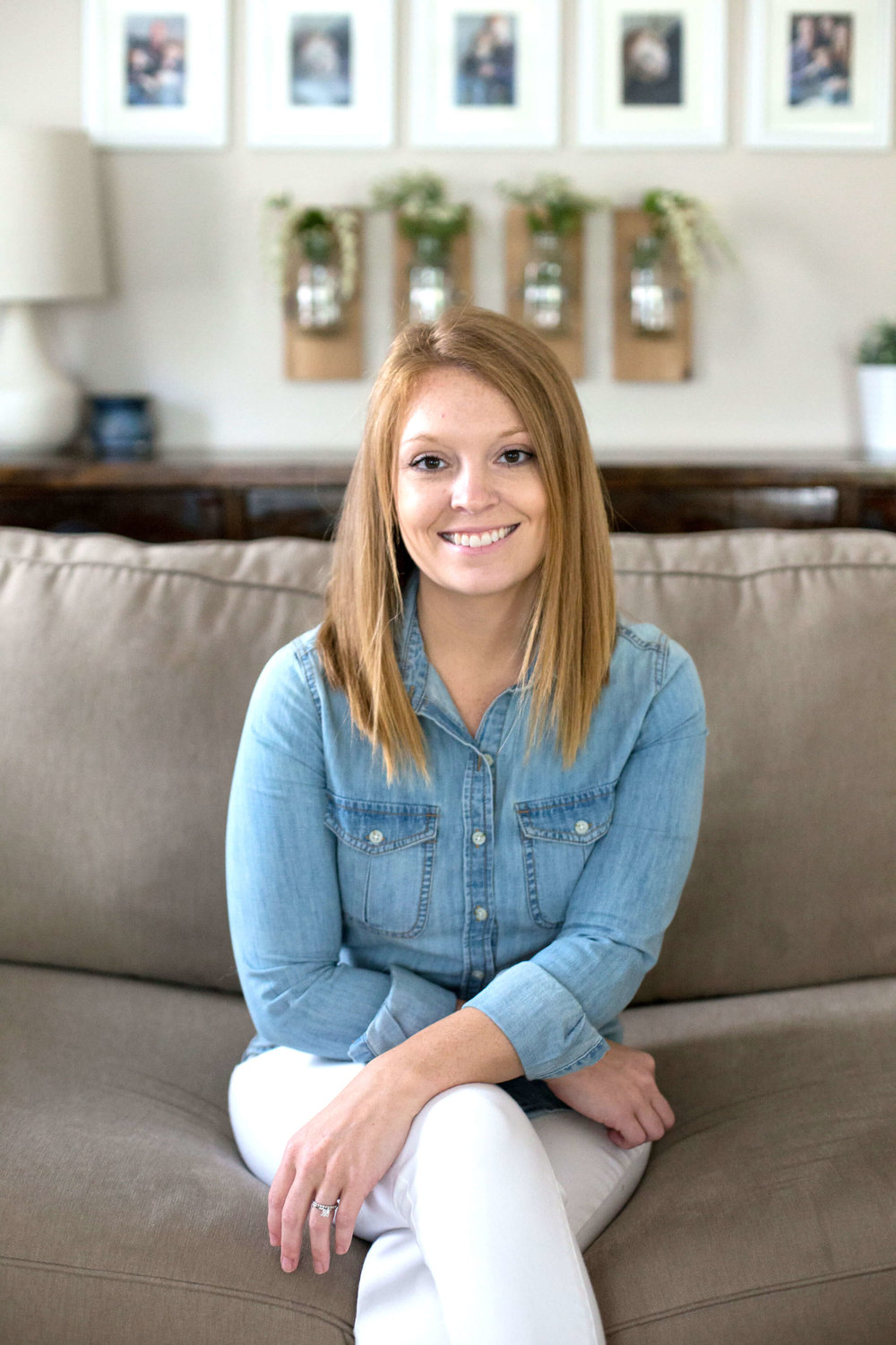 Danielle Boerger, professional organizer and owner of Simplify in Style, Cincinnati OH