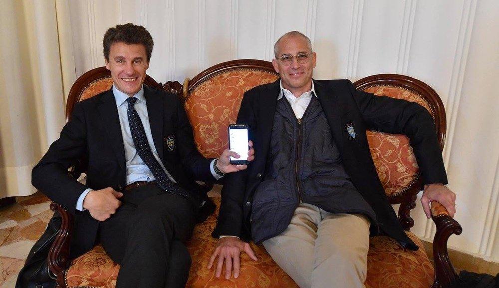 Svensk fäktning har inlett ett samarbete med italienska fäktförbundet (FIS). Under en två dagar lång workshop, anordnad av italienska fäktförbundet tillsammans med deras sponsorer, var Internationella Fäktförbundet (FIE) och svensk fäktning, representerade genom ordförande Otto Drakenberg och marknadschef Marcus Rönnmark, inbjudna. Syftet var att få en inblick i hur Italien arbetar med kommunikations- och sponsorfrågor. Ett stort tack riktas till FIS' president Giorgio Scarso och FIS' marknadschef Alessandro Noto för deras generösa samarbetsvilja.