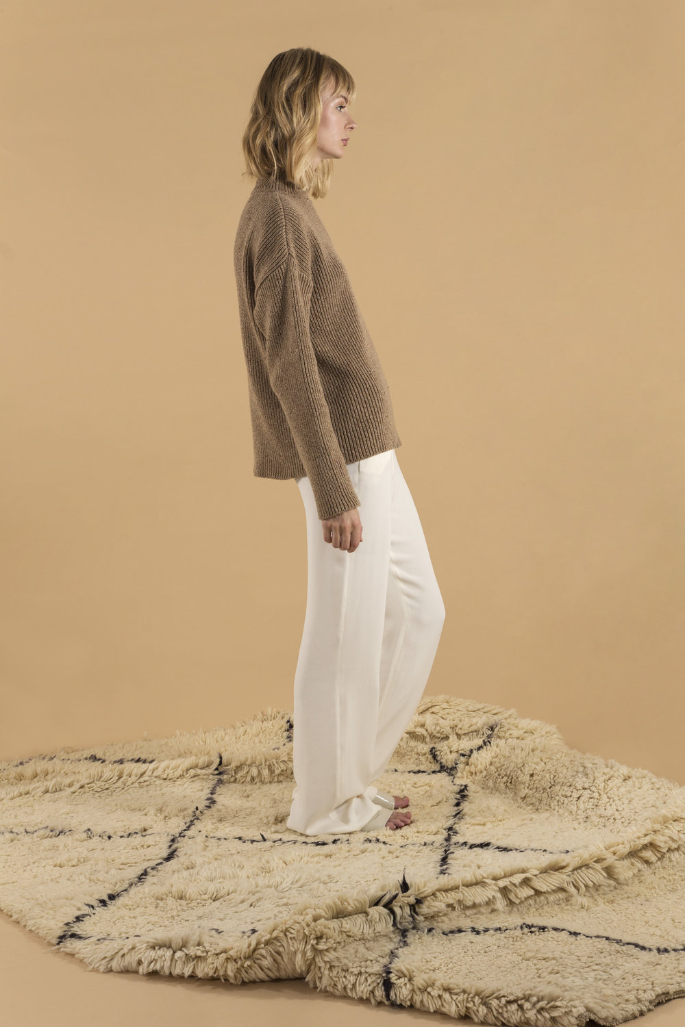 Philippa sweater camel, full body.jpg