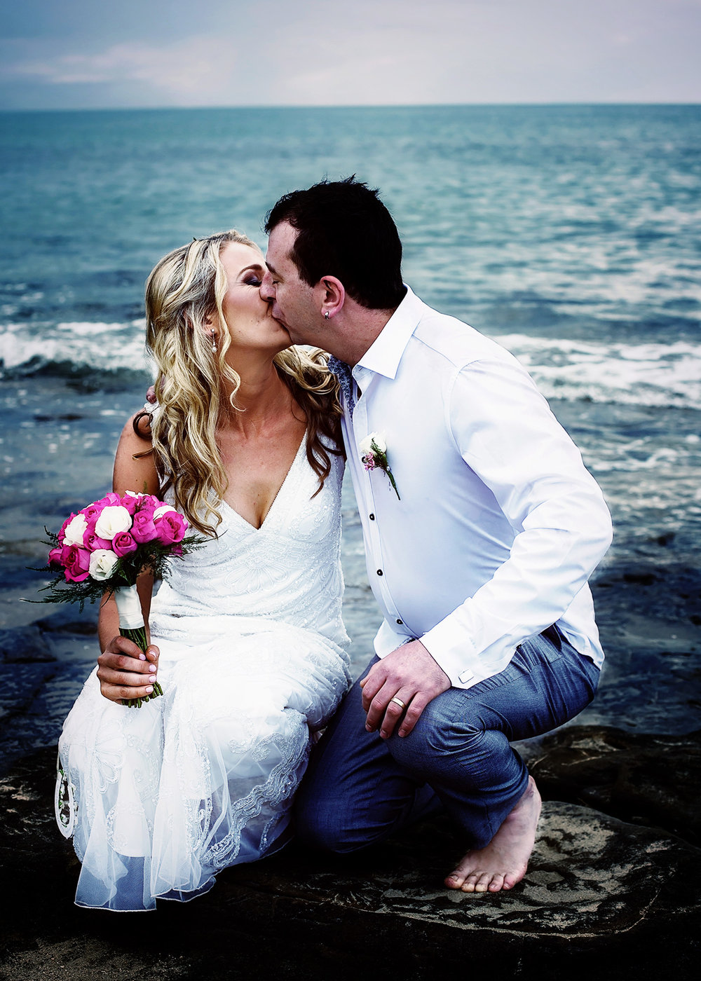 Beach Wedding @ The Gables, Hervey Bay