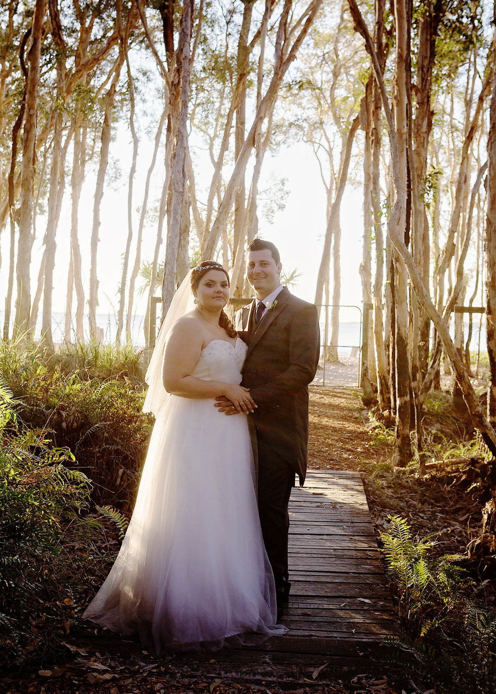 Classic Wedding @ Kingfisher Bay Resort, Fraser Island