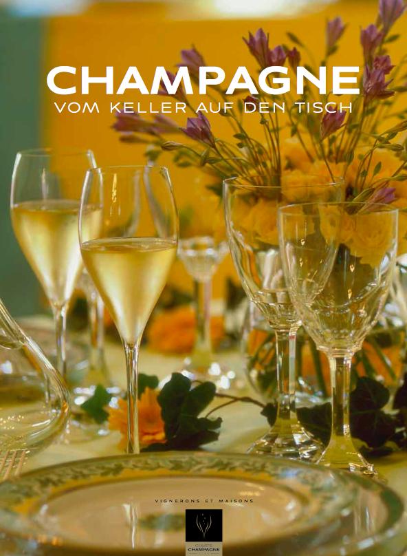 Offizielle Informationen zur Herstellung von Champagner (Quelle: Champagner Büro)