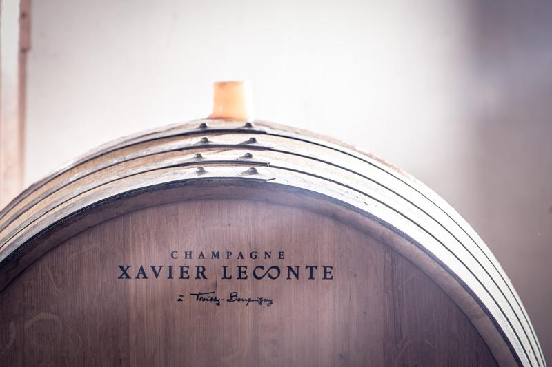 Photo @Champagne Xavier Leconte