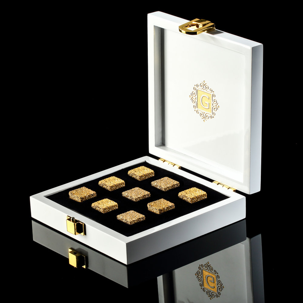 PREMIUM GOLD PLATED SUGAR  From £95