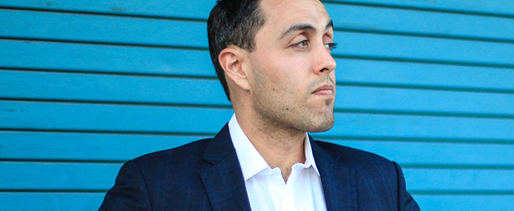 Jairek Robbins with Ross Franklin on the PG Podcast