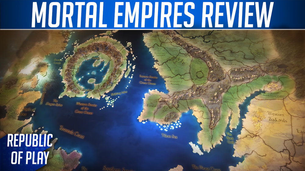 Total war warhammer 2 mortal empires review republic of play mortal empires is a complicated product to review it marks a first in total wars history and potentially even the steam platform its content for a game gumiabroncs Gallery